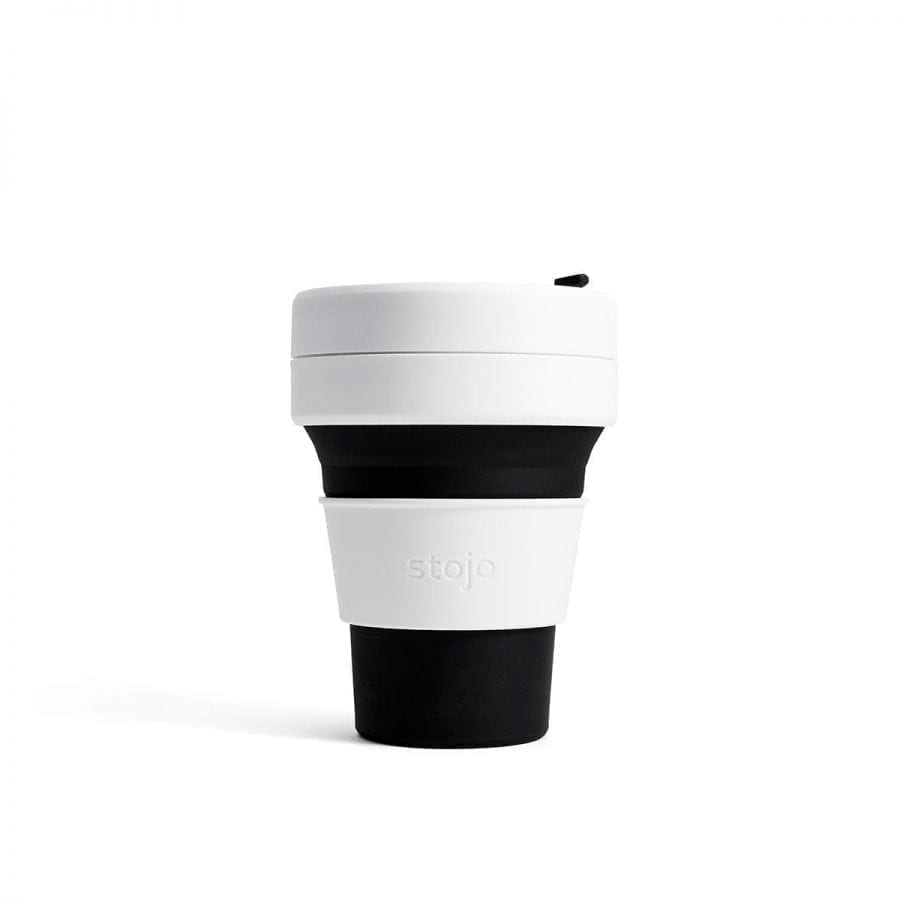 Stojo Pocket Cup (Black)