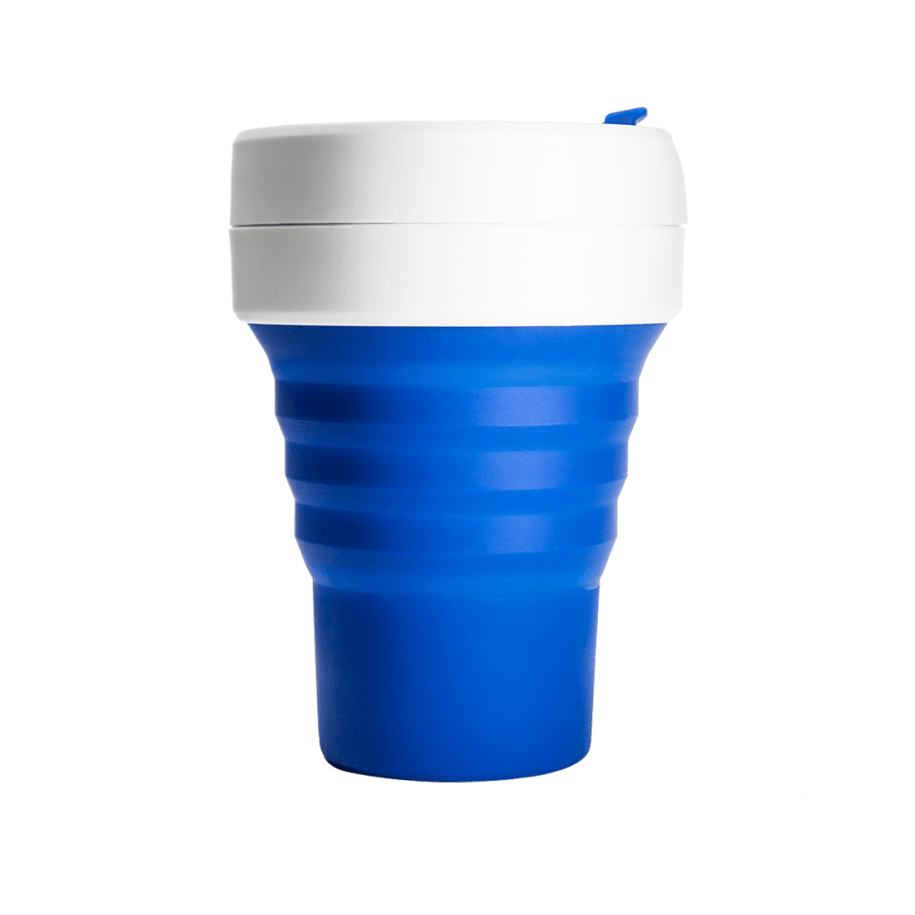 Stojo Pocket Cup (Blue)